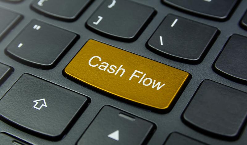 Cash flow is king